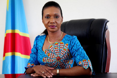 Mrs Kisolokele Mvete, Deputy Director General of the Office for the creation of companies