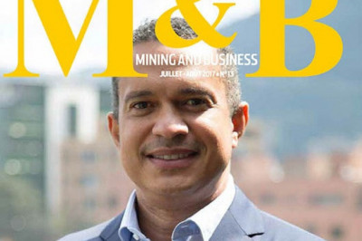 Edito of Mining and Business Magazine N°13