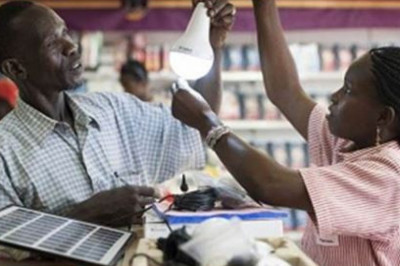 Solar lamps: Total takes stock of its Awango programme