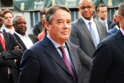 Interview  with His Excellency Alain Rémy, Ambassador of France in DRC