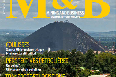 Edito of Mining and Business Magazine N°09