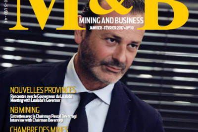 Edito of Mining and Business Magazine N°10