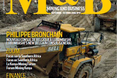 Edito of Mining and Business Magazine N°08