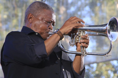 Hugh Masekela the trumpet of freedom