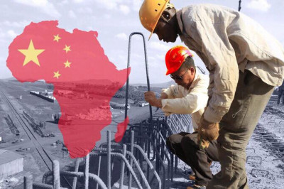 Africa-China balance of trade gap is still widening