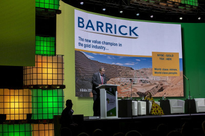 Barrick Gold empire new boss,  Marc Bristow, stands his ground !