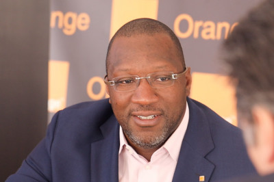 Gérard Lokossou  General Manager ORANGE RDC