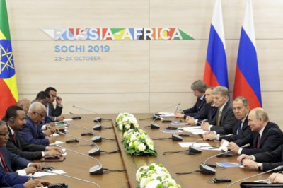DRC/Russia: the contract for the restoration of the DRC's railways, a fake?